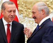 Akıncı ve Lukaşenkodan Cumhurbaşkanı Erdoğana tebrik telefonu