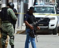 Meksika'da silahlı saldırı: 24 ölü,7 yaralı