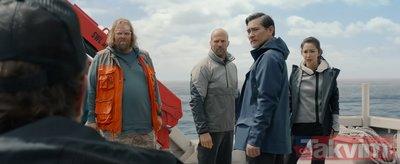 Jason Statham'un oynadığı  Meg: Derinlerdeki Dehşet Türkiye'de