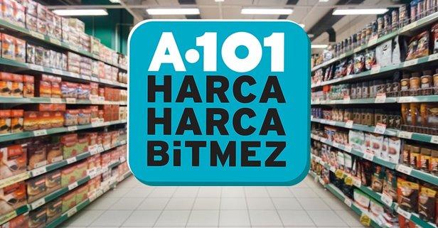 A101 26 Kasım aktüel ürünler kataloğunda DEV indirimler!