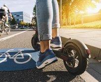 Elektrikli scooter kullanımında yeni kurallar