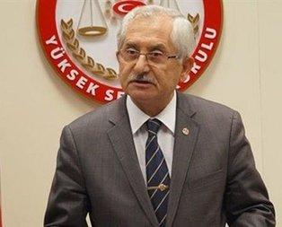 YSK Başkanı Güven: Yarın takvimi açıklıyoruz!