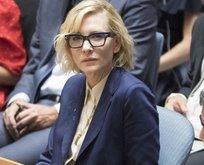 Cate Blanchettten Arakanlı Müslümanlar için dikkat çeken konuşma!