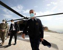 Bakan Akar'dan Yunanistan'a tepki: Vazgeçmeleri gerekiyor