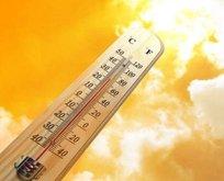 Kavurucu sıcaklar yolda! 40 dereceyi göreceğiz