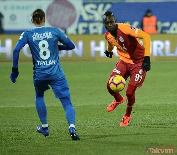 Galatasaray'ın patronu Fatih Terim hiç acımıyor! Yıldız ismin fişini çekti