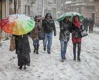 Meteorolojiden son dakika uyarısı! İşte 13 Şubat'ta yurt genelinde hava durumu