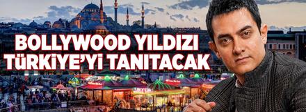 Aamir Khan Türkiye'yi tanıtacak