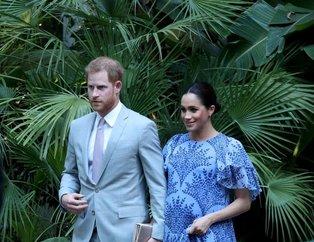 İngiliz Kraliyet Ailesi'nden gelen şok edici haber: Meghan Markle'ın bebeği babasının soyadını taşımayacak!