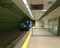 Metro ve Marmaray'da seferler devam ediyor