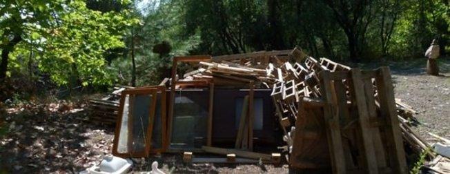O evi görenler şok oldu! 1500 TL'ye hayalindeki evi yaptı