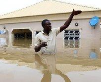 Nijerya'daki sel felaketinde ölü sayısı artıyor!