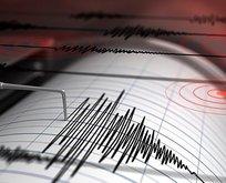 Akdeniz'de 6.4 büyüklüğünde deprem!