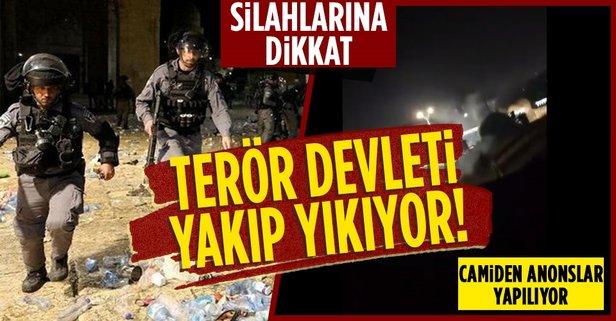 Terör devleti yakıp yıkıyor
