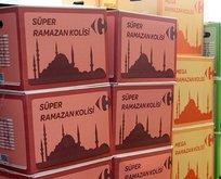 Carrefour, Migros, BİM, ŞOK, A101 Ramazan erzak paketleri!