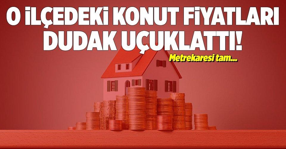 Türkiyede en pahalı konut ve iş yerleri nerede?