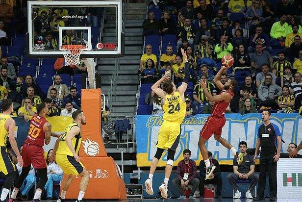 Fenerbahçe Beko 75-80 Galatasaray Doğa Sigorta Maç sonucu 1