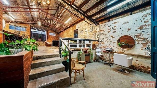 Bu garajın içerisini görünce hayran kalacaksınız!