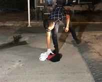 Bursa'da bıçaklı kavga: 1 ölü, ikisi polis 3 yaralı