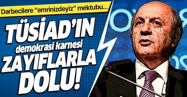 İşte TÜSİAD'ın zayıflarla dolu demokrasi karnesi!