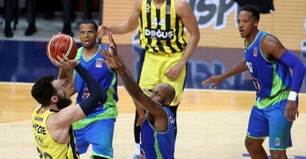 Fenerbahçe Doğuş Bursa'ya kayıpsız gidiyor