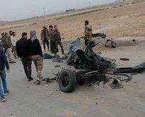 Tel Abyad'da bombalı araçlı saldırı