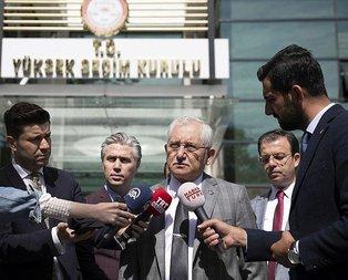 YSK Başkanı Sadi Güven'den önemli açıklamalar