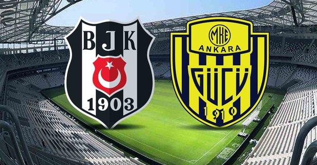 Beşiktaş - Ankaragücü maçı ne zaman?