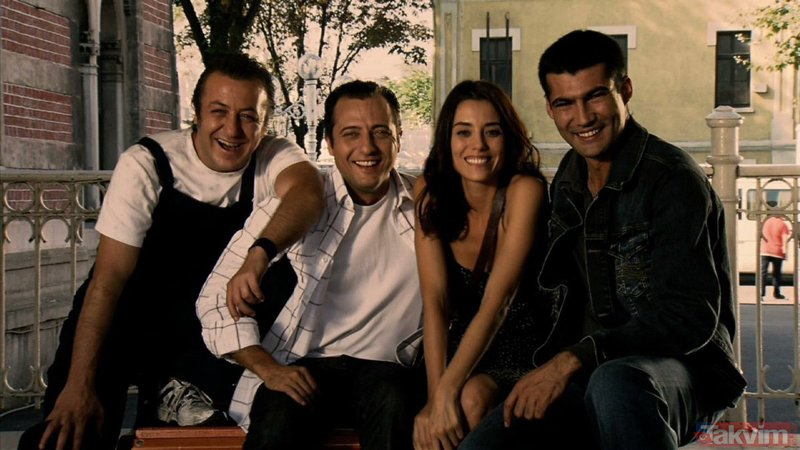 Ezel dizisinin Ömer'i İsmail Filiz son haliyle sosyal medyaya damga vurdu