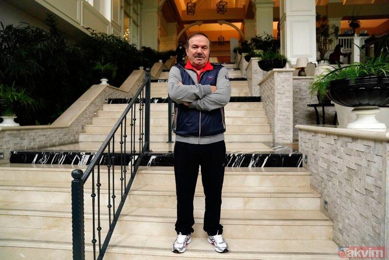 Yusuf Namoğlu'ndan flaş itiraflar! Ümit Öztürk, Galatasaray, Trabzonspor...