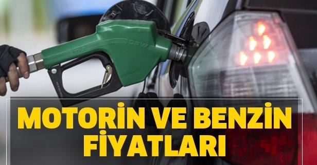Motorin mazot ve benzin litre ne kadar oldu?