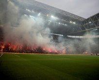 Türk Telekom Stadında tarihi buluşma