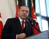 Erdoğanın adaylık dilekçesi imzaya açıldı