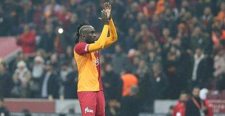 Mbaye Diagne'ye 'koş' talimatı!