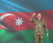 Aliyev'den dikkat çeken Türk askeri açıklaması