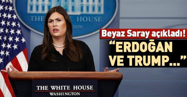 Beyaz Saray'dan flaş açıklama
