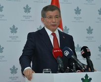 Ahmet Davutoğlu: HDP kapatılmamalı