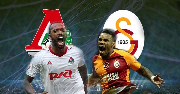 Lokomotiv Moskova Galatasaray Şampiyonlar Ligi maçı ne zaman saat kaçta hangi kanalda 46