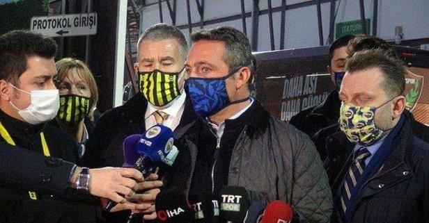 Ali Koç'a büyük isyan