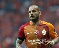 Sneijder'i resmen açıkladılar! İşte yeni takımı