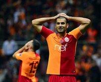 Galatasarayda maç başlamadan sakatlık şoku!