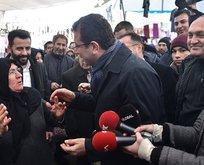 CHP İstanbul adayı Ekrem İmamoğlu yine baltayı taşa vurdu!