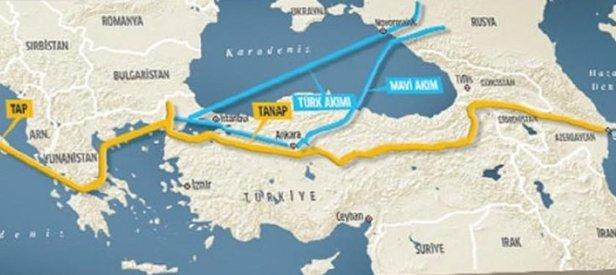 ABD, Türkiyeyi Türk Akımıyla tehdit etti
