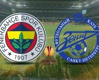 Fenerbahçe - Zenit maçı şifreli mi?