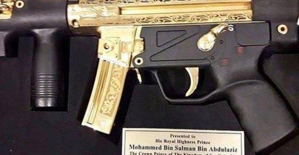 Selman'ın silahı