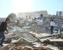 İzmir'e arama kurtarma ekibi gönderildi