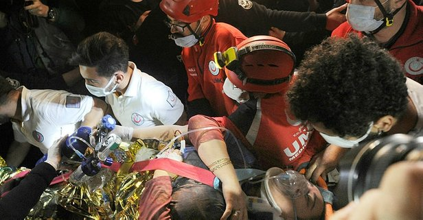 Buse kurtarıldı mı? İzmir deprem Buse kimdir? Buse son durum nedir?