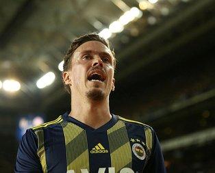 Fenerbahçe'de Max Kruse şoku!