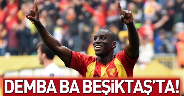 Demba ba Beşiktaşta