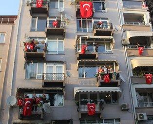 19 Mayıs saat 19.19'da tüm Türkiye İstiklal Marşı için tek ses oldu!